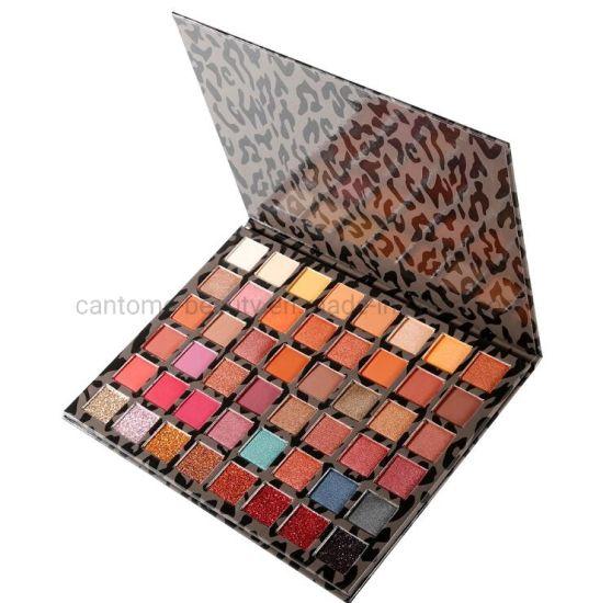 48 Colors Matte Shimmer Eyeshadow Makeup Palette Earth Color Eye Shadow Pallete