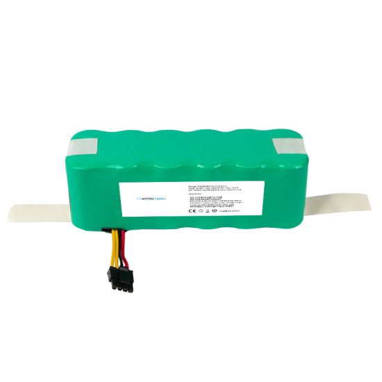 for Ecovacs Deebot Cr120 14.4V 2000mAh Rechargeable Ni-MH Battery Pack
