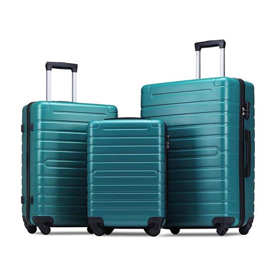 Best Fashion Carry-on Enhanced Lightweight Trolley ABS Luggage for Travel