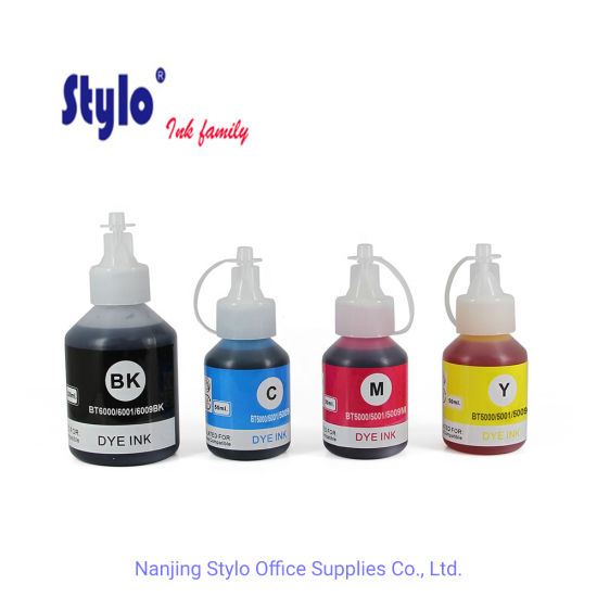Stylo Brother Desktop Printer Dye Ink for Dcpt300 Dcpt310 Dcpt500W Dcpt510W Dcpt700W Dcpt710W Hlt4000dw