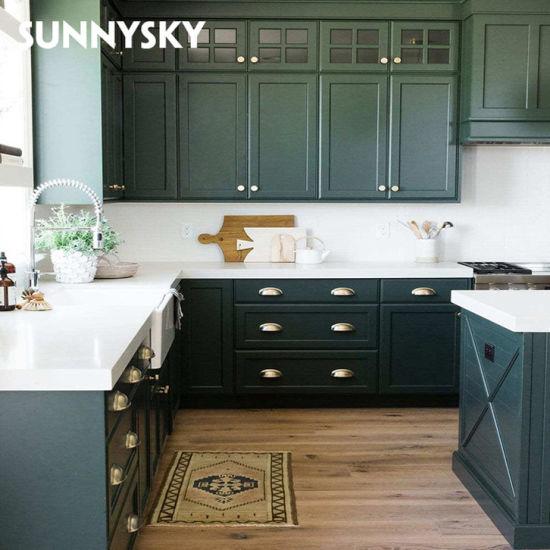 China Furniture Kitchen Modern Full, Full Height Kitchen Cabinet Design