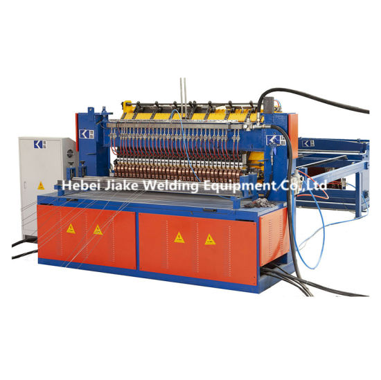 Hot Dipped Galvanized Breed Aquatics Cage Mesh Welding Machine