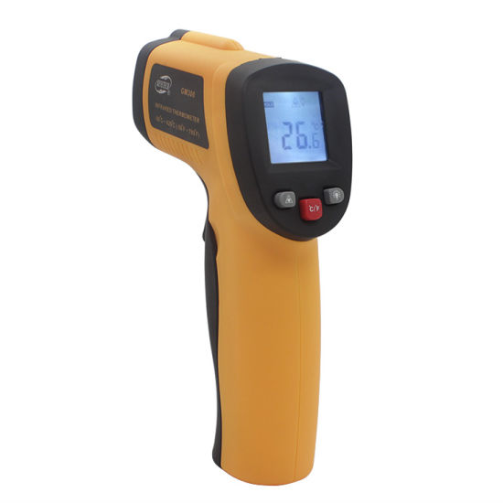 GM300 Infrared Thermometer High Precision Industrial Kitchen Baking Thermometer-50~420c pictures & photos