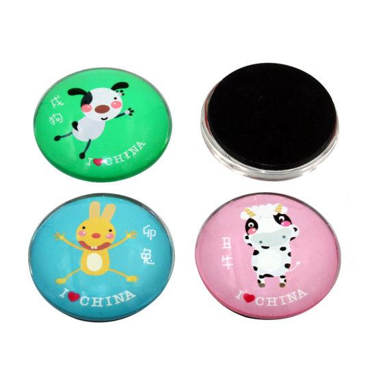 Nice Promotional Item Soft PVC Rubber Custom Your Own Design Fridge Magnet