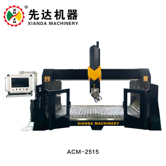 Stone Marble CNC Carving Machine