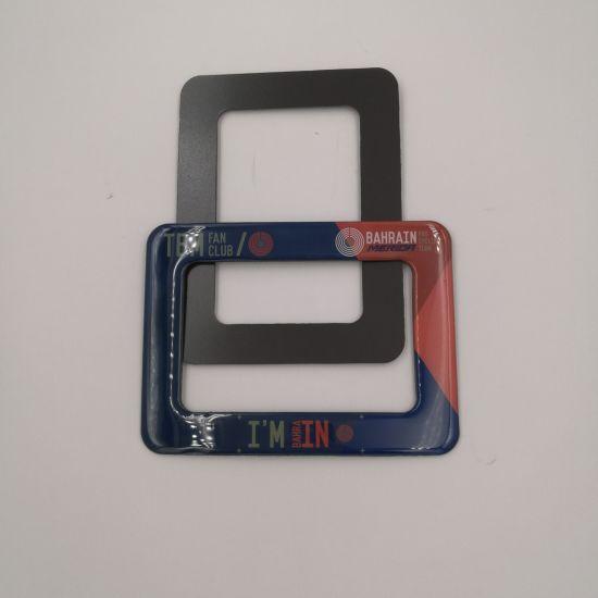 Wholesale Magnetic Refrigerator Frame, 5 Colorful Fridge Magnet Photo Frames