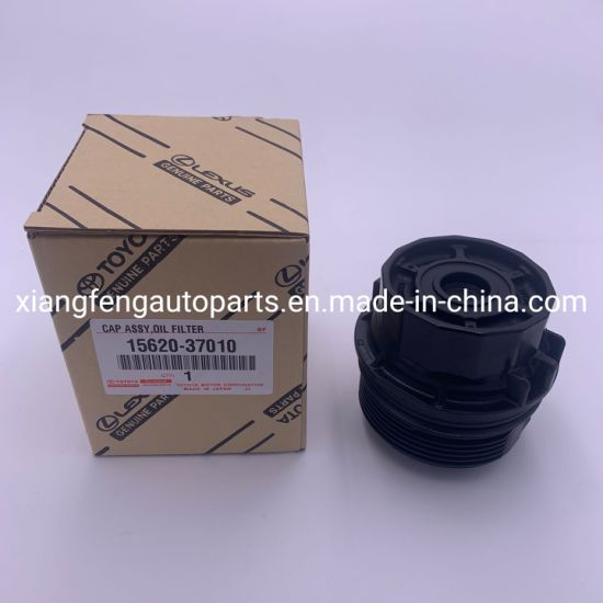 Auto Engine Oil Filter Housing 15620-37010 for Toyota Corolla Zre152 2zr 3zr