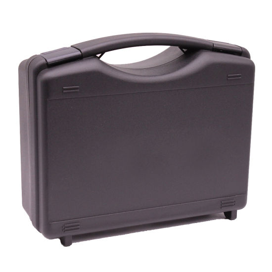 Colourful Lightweight Plastic Tool Box Carrying Tool Case for Instruments