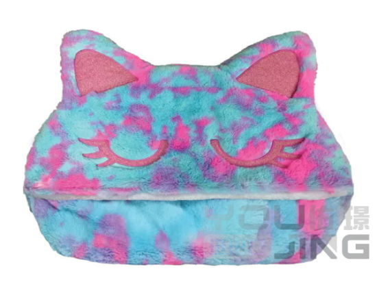 Custom Warm and Comfortable Children Cute Cat Sleeping Bag