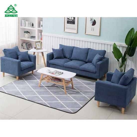 [Hot Item] Modern Style Sofa Set for Home Use