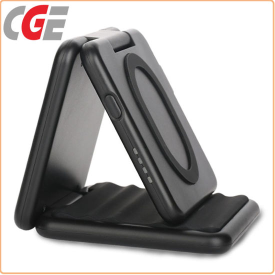 Charger Mobile Phone A600 Wireless LED Power Bank Travel