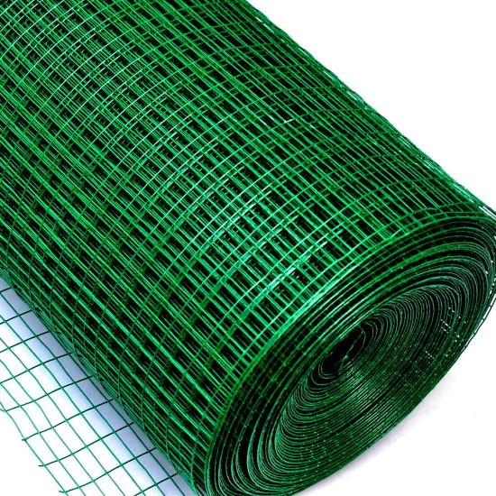 Anping Wholesale PVC Coated/Galvanized Welded Wire Mesh Low Price