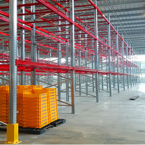 Cold Storage Selective Galvanized Pallet Racking pictures & photos