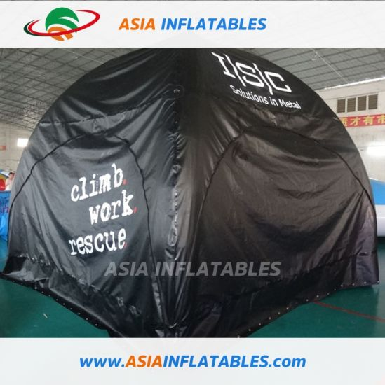 Full Color Digital Printing Exhibition X - Gloo Inflatable Tents