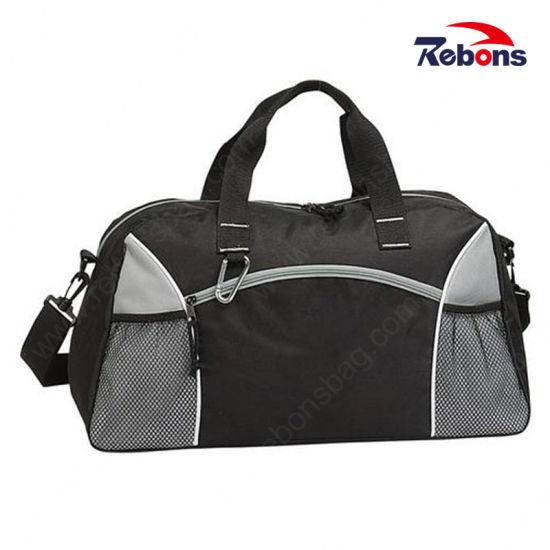 China Supplier Weekend Bag Fashion Modeling Travel Duffel Bag for Trekking Camping Hiking