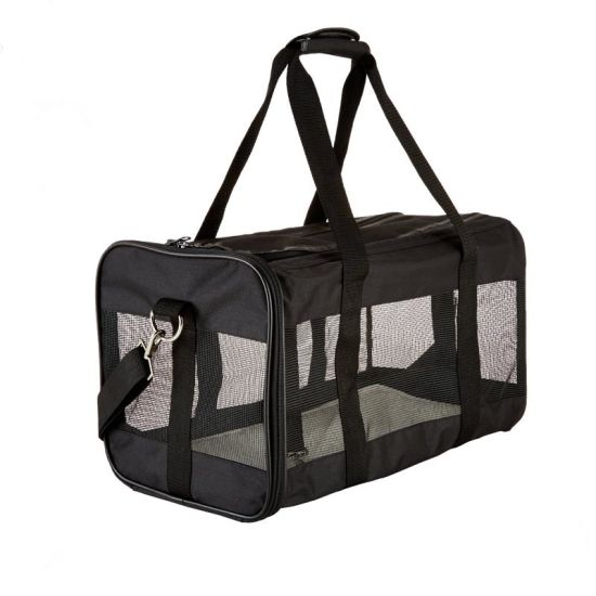 1010004f0a Hot Sale Custom Soft-Sided Pet Travel Carrier Bag for Dog Cat Small Animals  pictures