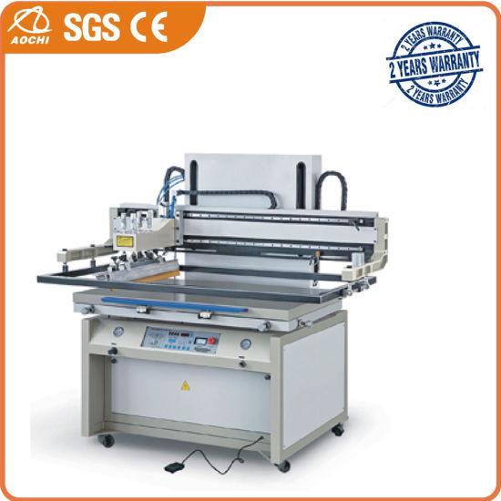 FB-12060 Horizontal-Lift Soft PVC Screen Printing Machine with CE
