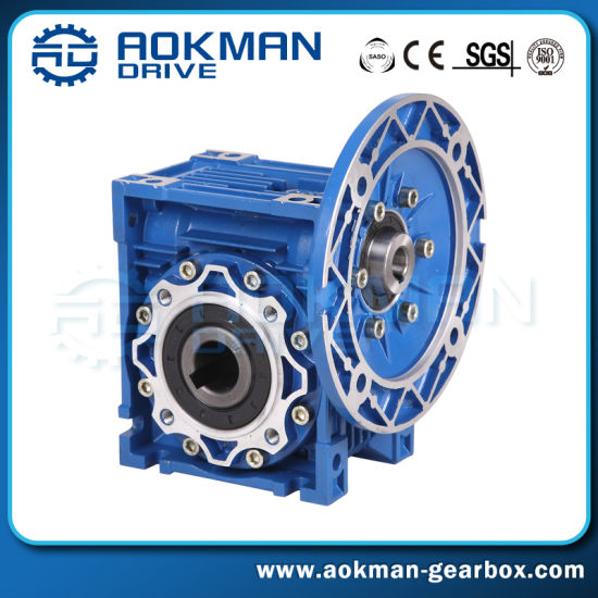 RV Type Worm Gear Reducers, Worm Gear Boxes, Gear Motors pictures & photos