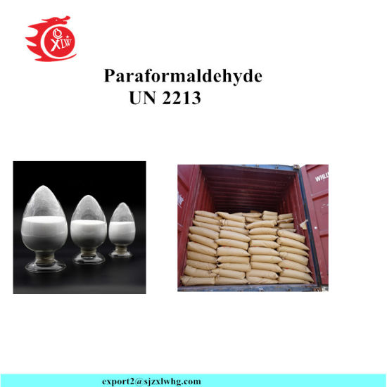 China Paraformaldehyde Prill Supplier 92% 96% 98% Solid Formalin