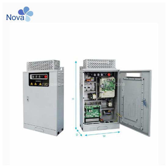 Vvvf Serial Parallel Mode Elevator Cabinet Lift Control Cabinet