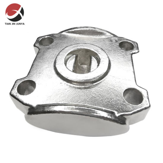 OEM Factory Direct DIN ASTM JIS Standard Precision Casting Stainless Steel 304 316 Valve Part Customized CNC Machine Used in Plumbing Accessories