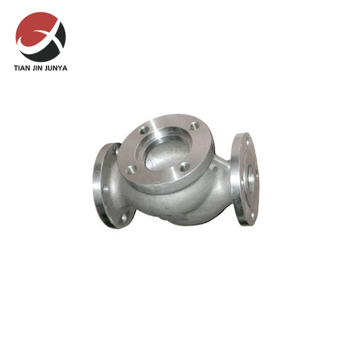 OEM Factory High Precision Lost Wax Casting Valve Spare Parts Stainless Steel 304 316 Customized CNC Machine Accessories