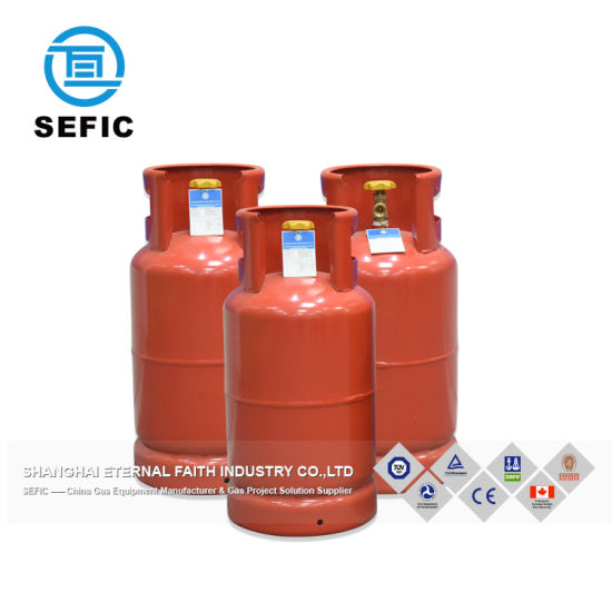 5l Empty Lpg Gas Cylinder For Home