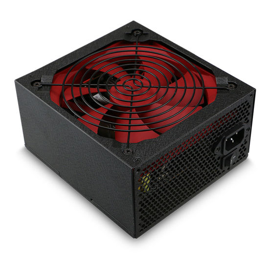 80+ Gold ATX Desktop Switch Computer Power Supply 600W