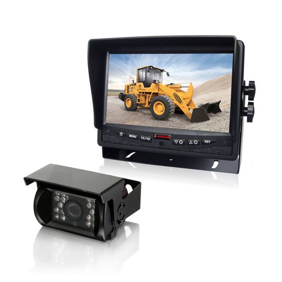 Car Rear View System with 7inch LCD Monitor pictures & photos