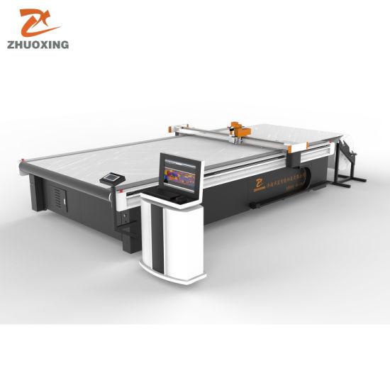 Digital Automatic Fabric Low Layer Multiple Layers Cutting Machine CNC Cut Equipment Plotter Cutter