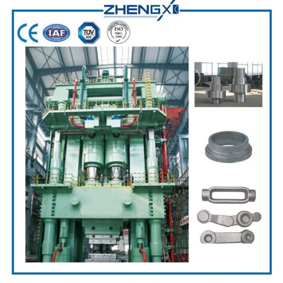 Hydraulic Open Die Forging Press Free Forging Hydraylic Press 2400t pictures & photos