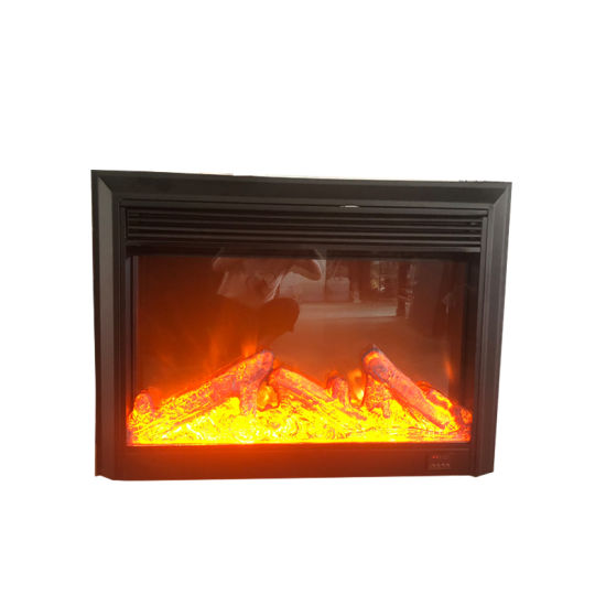 OEM or ODM Acceptable Smart Control Curved Electric Fireplace (EMP-007) pictures & photos