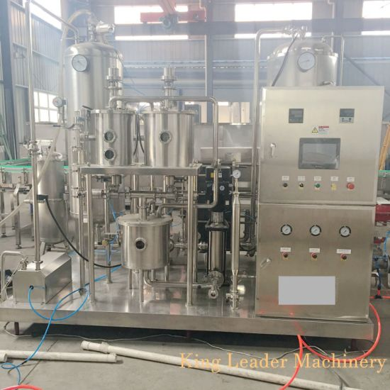 Carbonated Drinks CO2 Gas Mixer Qhs Series