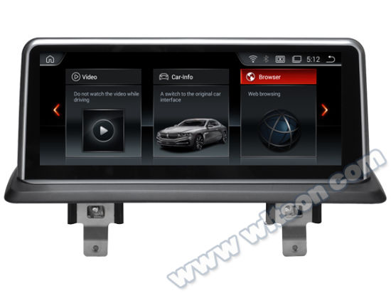 "Witson BMW 10.25 "" Android 8.1 Big Screen Car DVD for BMW E87 (2005-2012) pictures & photos"