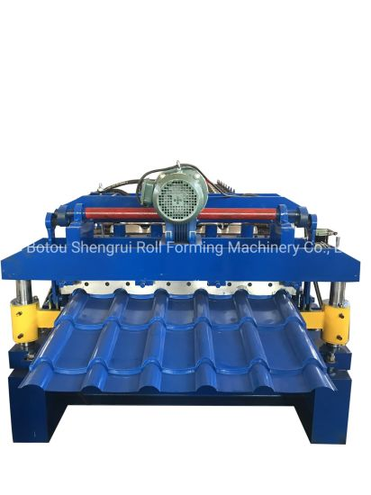 Portable Metal Roof Roll Forming Machine for Sale/Metal Roof Roll Former