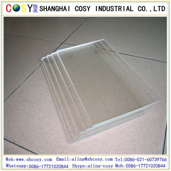 Glossy 4mm Laminated Acrylic Board for Kitchen Cabinets pictures & photos