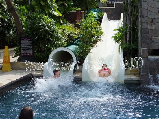 China Backyard Swimming Pool Body Water Slide - China Backyard Water ...