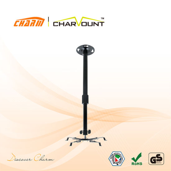 Projector Ceiling Mount, Retractable Projector Mount (CT PRB 4)