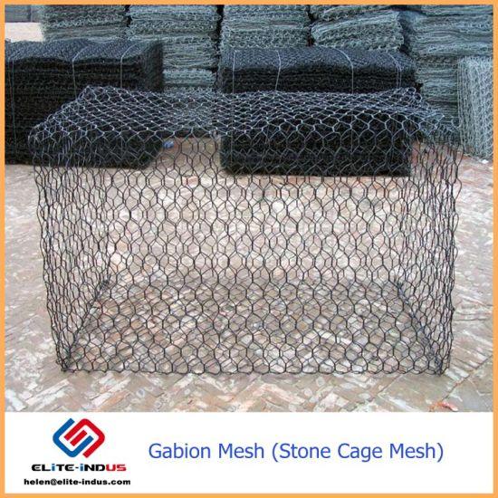 Wholesale Galvanized Wire Gabin Mesh