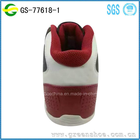 High Quality Men Stock Basketball Shoes 40-44 pictures & photos