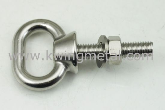 Stainless Steel Lifting Eye Bolt pictures & photos