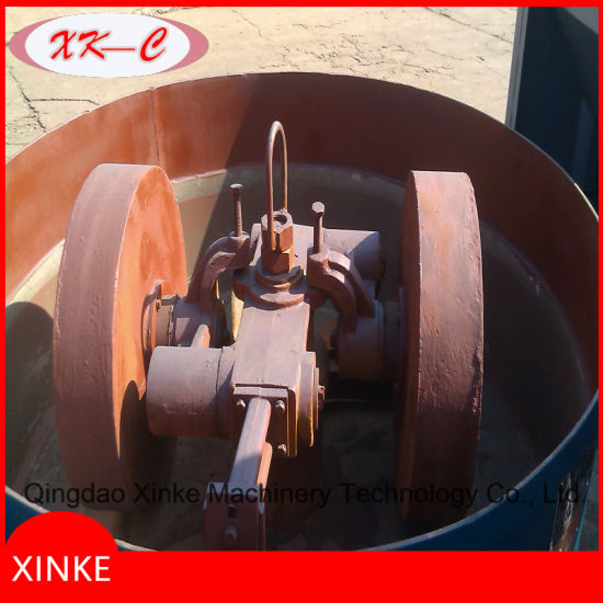 Clay Sand Rotor Type Sand Mixer pictures & photos