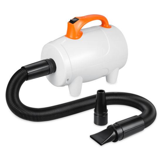 Adjustable Speed Heating Low Noise Three Nozzles Dog Hair Dryer Grooming Pet Dryer
