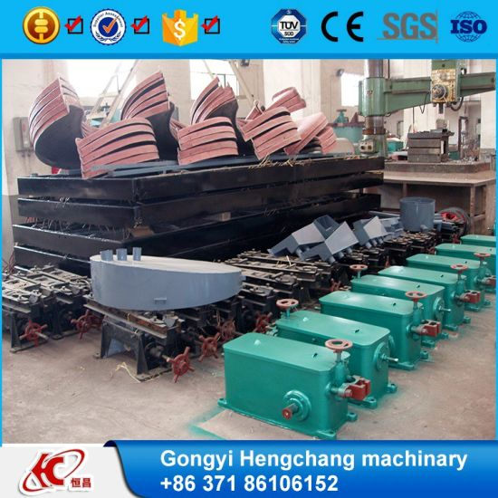 Gold Tin Tantalite Ore Mining Shaking Table Concentrator for Sale pictures & photos
