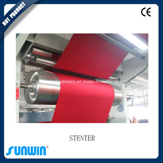Textile Printing Machine Connect with Heat Setting Machine pictures & photos