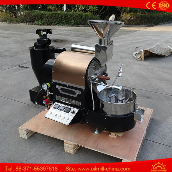 Electric Coffee Roaster 1kg Roaster Coffee Roasting Machine Roaster pictures & photos