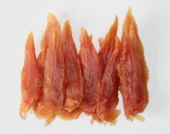 Dry Chicken Jerky with HACCP Certification