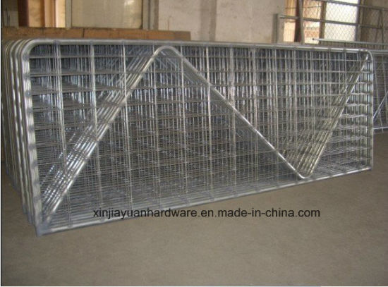 N Type Metal Fence Netting Galvanized pictures & photos