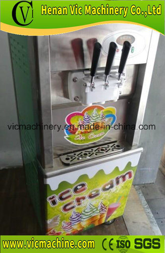 BL-818 Soft Ice Cream Machine with Top Quality and CE pictures & photos