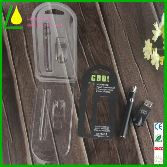 510 Bud Various Voltage Preheating Button Battery with Charger